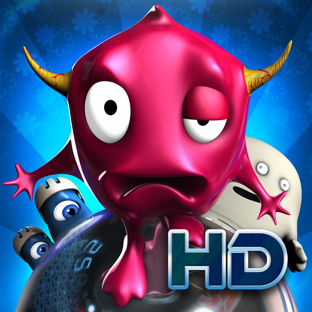 Monster Pinball HD iOS